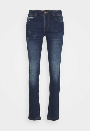 HIND - Jeans slim fit - denim blue