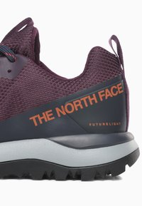 The North Face - W ACTIVIST FUTURELIGHT - Outdoorschoenen - blackbrry wine/urban navy - 5