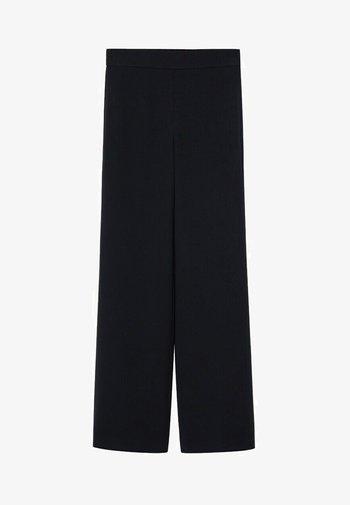PALACHIN - Pantalon classique - noir