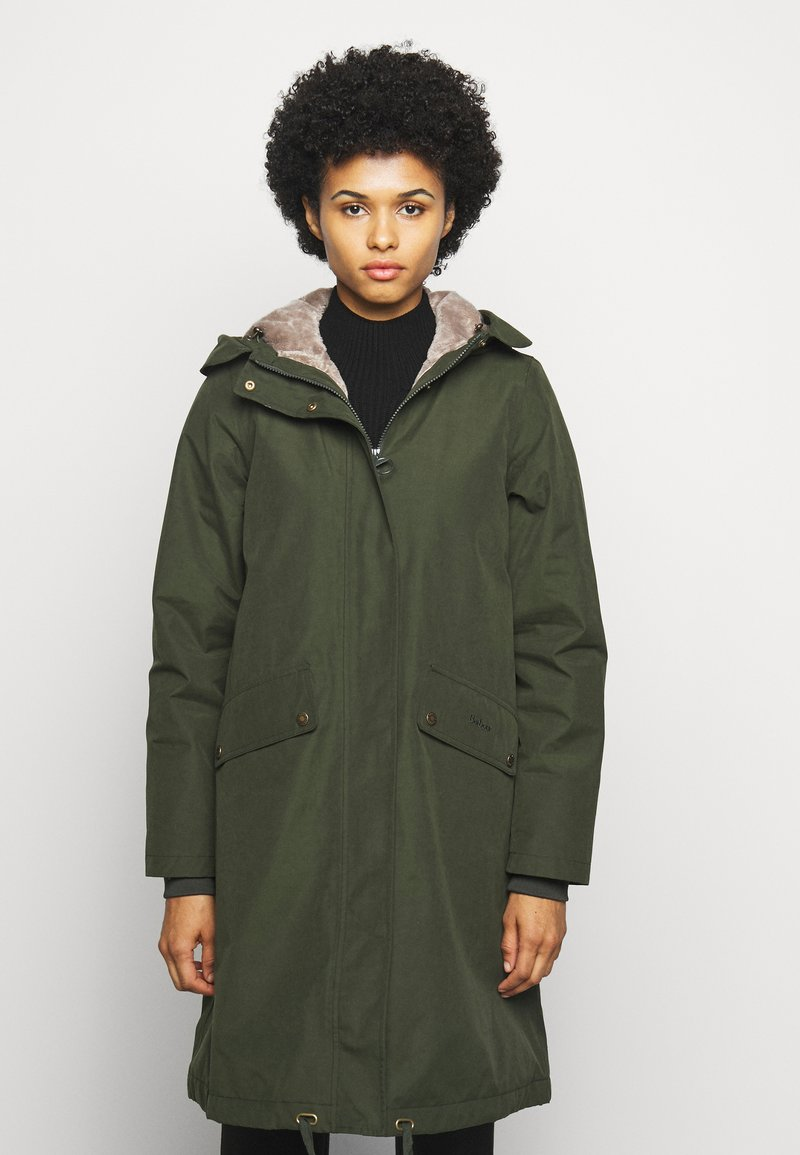 Barbour - FERNSBY JACKET - Parka - duffle bag/natural