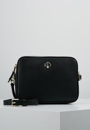 MEDIUM CAMERA BAG - Umhängetasche - black