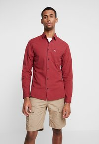 Tommy Jeans - GINGHAM SHIRT - Chemise - red - 2