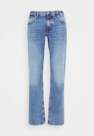 STRAIGHT DENTON  - Straight leg jeans - denim