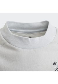 adidas Performance - DEUTSCHLAND DFB TEE - Print T-shirt - cool grey - 2