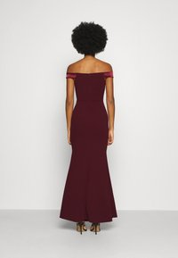 WAL G. - SELENE BAND MAXI - Occasion wear - wine - 2