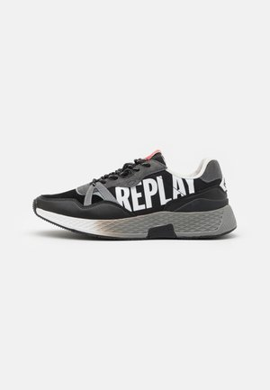 SPORT LOUD - Trainers - black/white/red