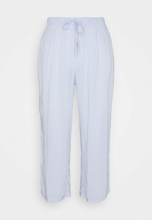 NIGHT TROUSERS FIA - Pyjamahousut/-shortsit - blue