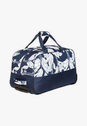 ROXY™ FEEL IT ALL 66L - MITTLERES DUFFLEBAG MIT ROLLEN ERJBL0319 - Wheeled suitcase - mood indigo flying flowers s