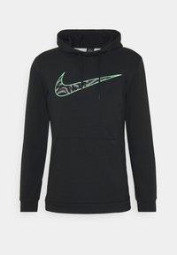 Nike Performance - DRY - Felpa con cappuccio - black - 3