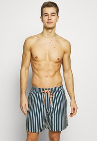 Quiksilver - NON STOP VOLLEY - Surfshorts - majolica blue - 0