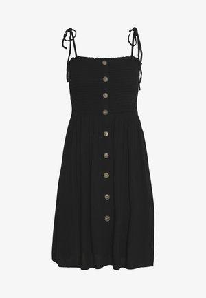 ONLANNIKA SMOCK DRESS - Sukienka letnia - black