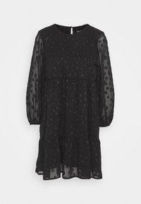 PCPERSILLA MIDI DRESS - Day dress - black