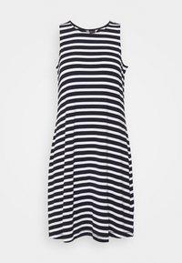 Marks & Spencer London - SWING DRESS - Jersey dress - black - 0