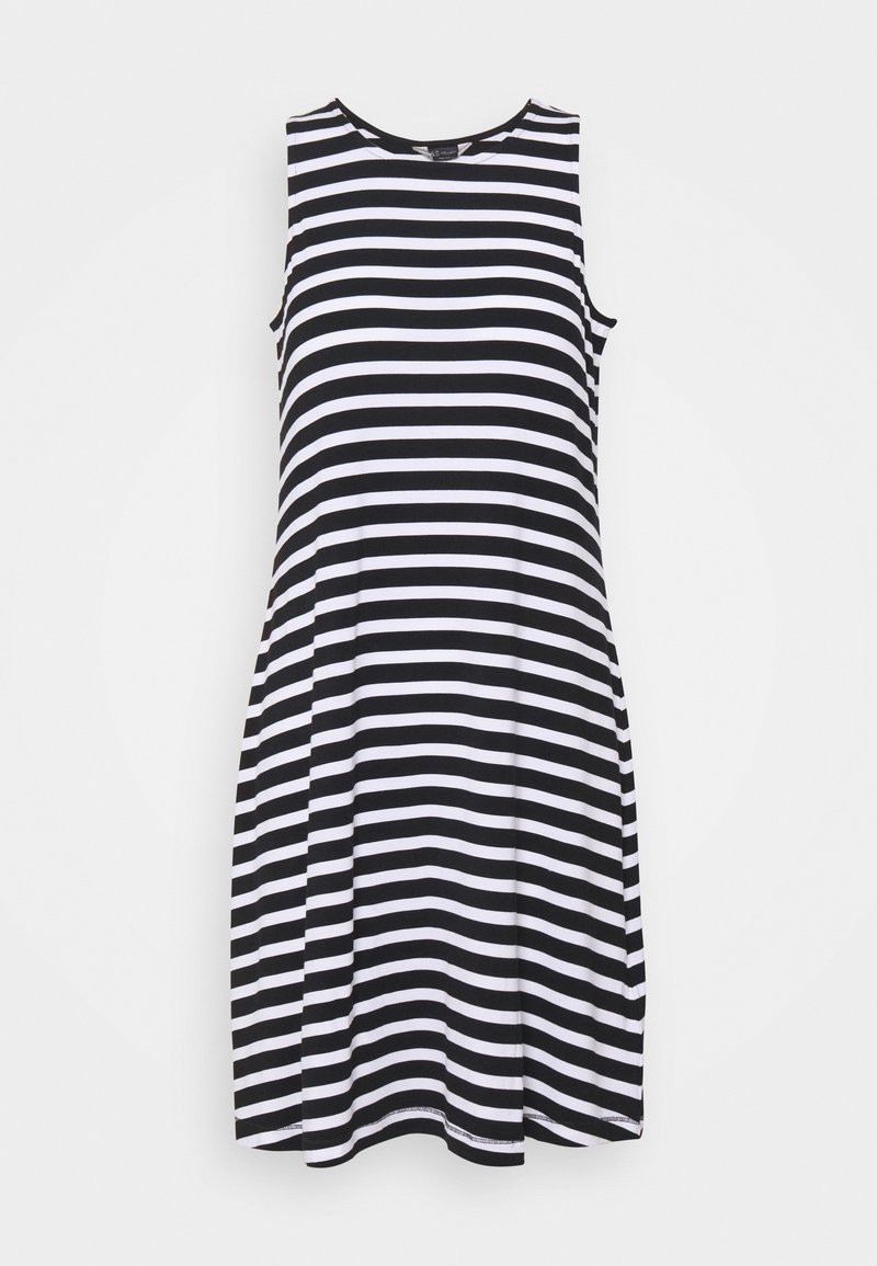 Marks & Spencer London - SWING DRESS - Jersey dress - black