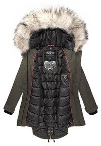 Navahoo - Winter coat - grey - 4