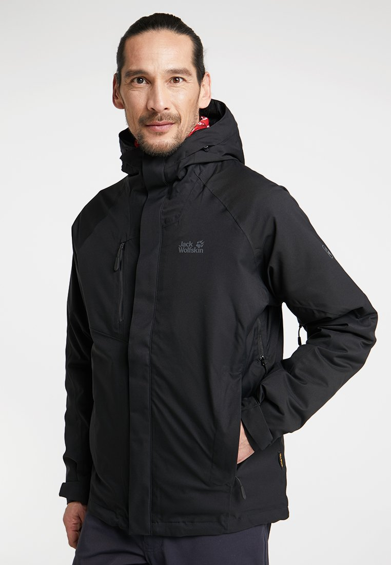 Jack Wolfskin - TROPOSPHERE JACKET - Outdoor jacket - black