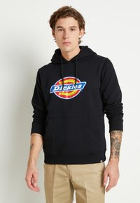 Dickies - SAN ANTONIO - Sweat à capuche - black - 0