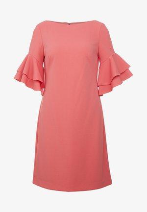 LUXE TECH SILVANA - Jersey dress - sunset rose