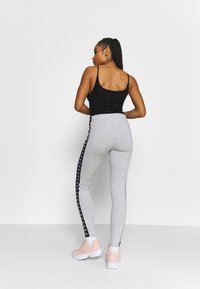 Kappa - ISADOMA - Leggings - high rise melange - 2