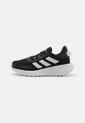 TENSAUR RUN UNISEX - Neutral running shoes - core black/footwear white
