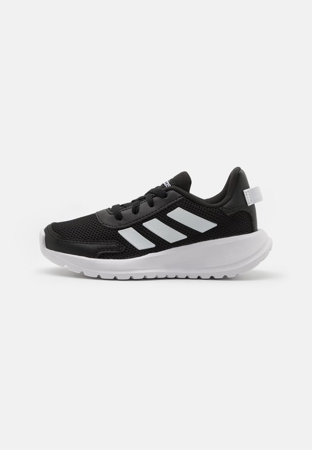 TENSAUR RUN UNISEX - Juoksukenkä/neutraalit - core black/footwear white