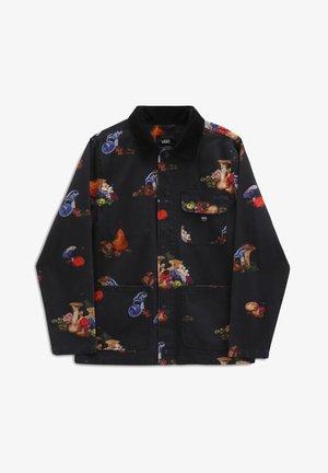 MN DRILL CHORE COAT STILL LIFE - Summer jacket - black/still life