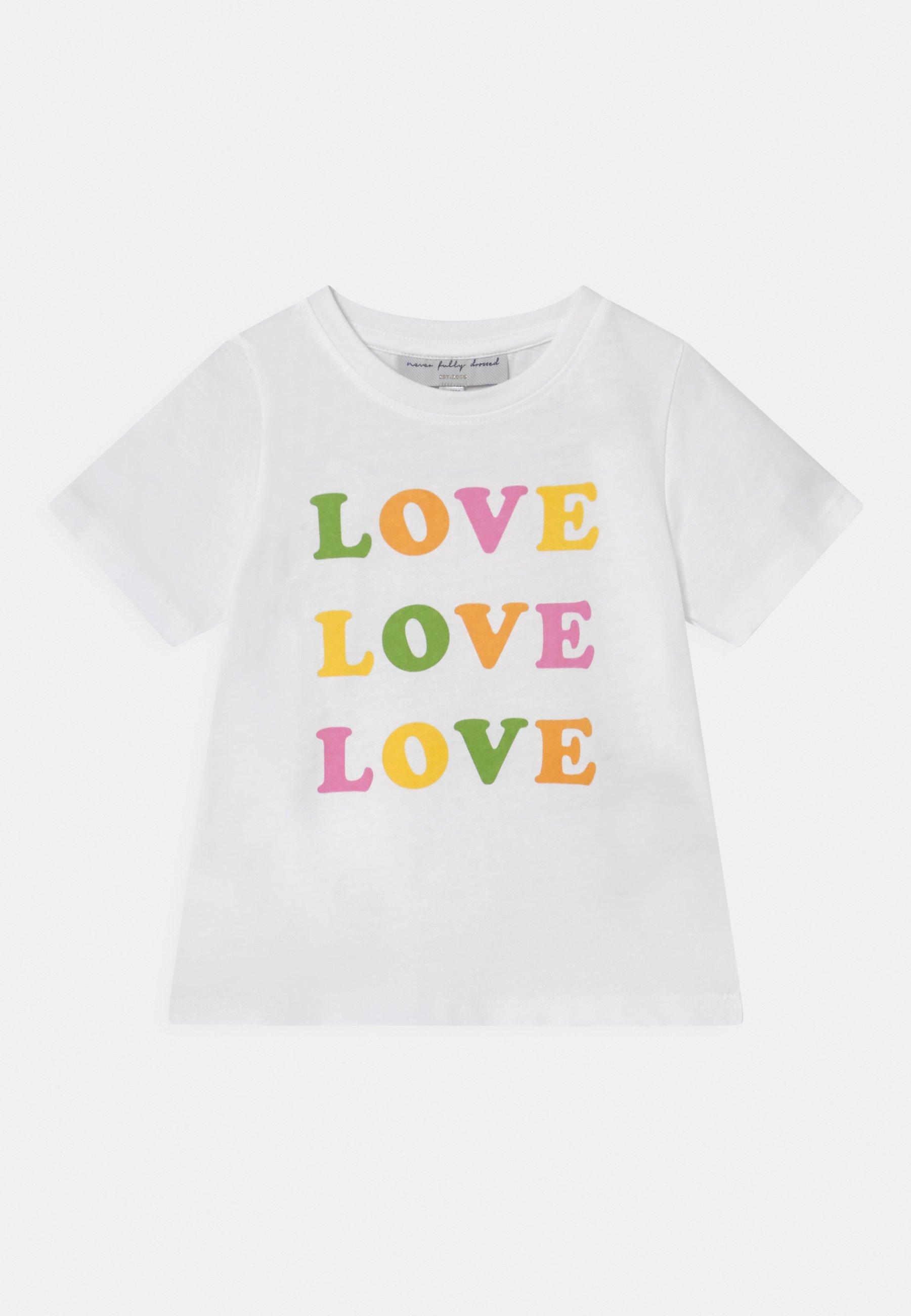 Kids LOVE LOVE LOVE TEE - Print T-shirt