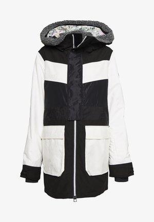 LAROSA - Snowboardjacke - black