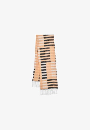 Scarf - orange peel