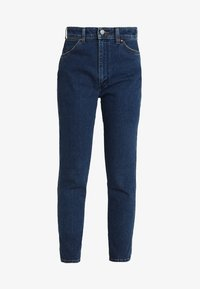 Wrangler - Slim fit jeans - blue denim - 4