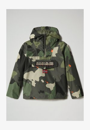 RAINFOREST CAMO - Jas - green camo