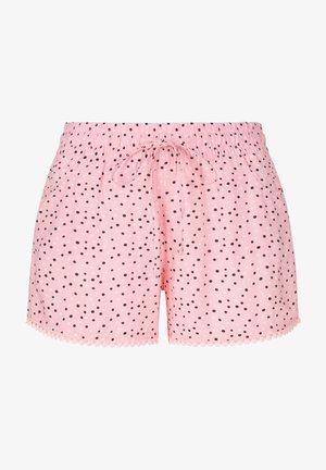 Shorts - spots pink