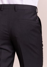 HUGO - HARTLEYS - Kostymbyxor - dark grey - 4