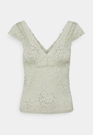 ONLALBA  - T-Shirt basic - desert sage