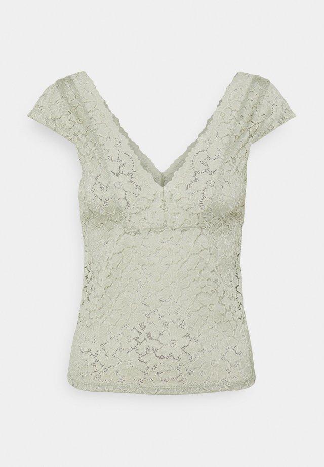 ONLALBA  - Basic T-shirt - desert sage