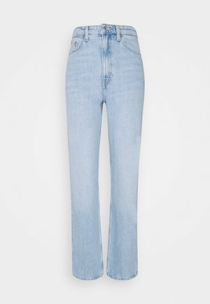ROWE SPLIT - Straight leg jeans - lula blue
