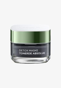 L'Oréal Paris Skin - CLAY ABSOLUTE DETOX MASK 50ML - Face mask - - - 0