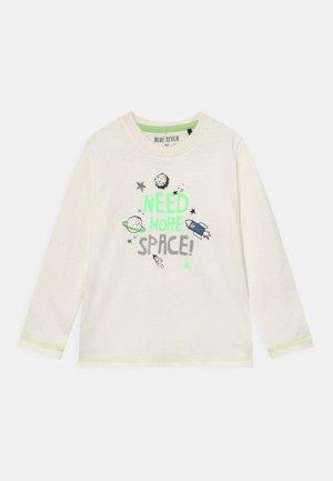 KIDS BOYS - Maglietta a manica lunga - off-white
