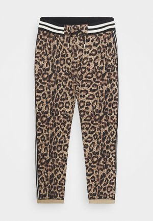 GIRLS HOSE STREIFEN - Trousers - multi-coloured