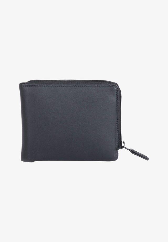 ZIP AROUND - Wallet - black