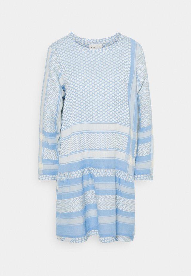 DRESS - Korte jurk - sky