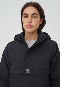 PULL&BEAR - Giacca invernale - black - 3