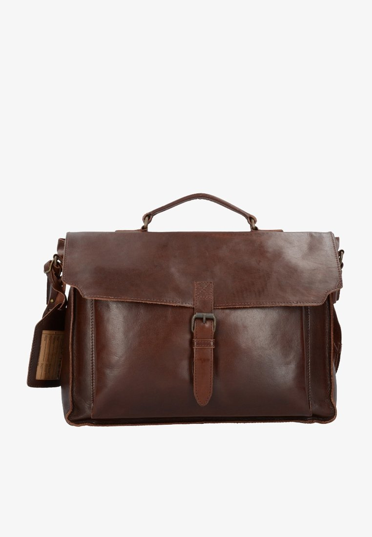 Billy the Kid - Briefcase - brown