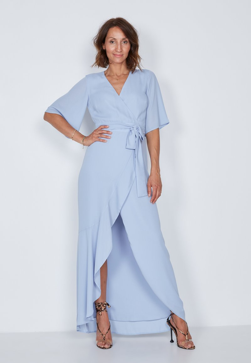 True Violet - Maxi dress - light blue
