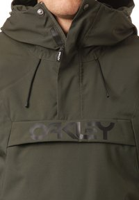 Oakley - INSULATED ANORAK - Snowboard jacket - new dark brush - 4