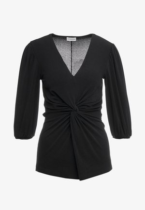 BRIZZA - Long sleeved top - black