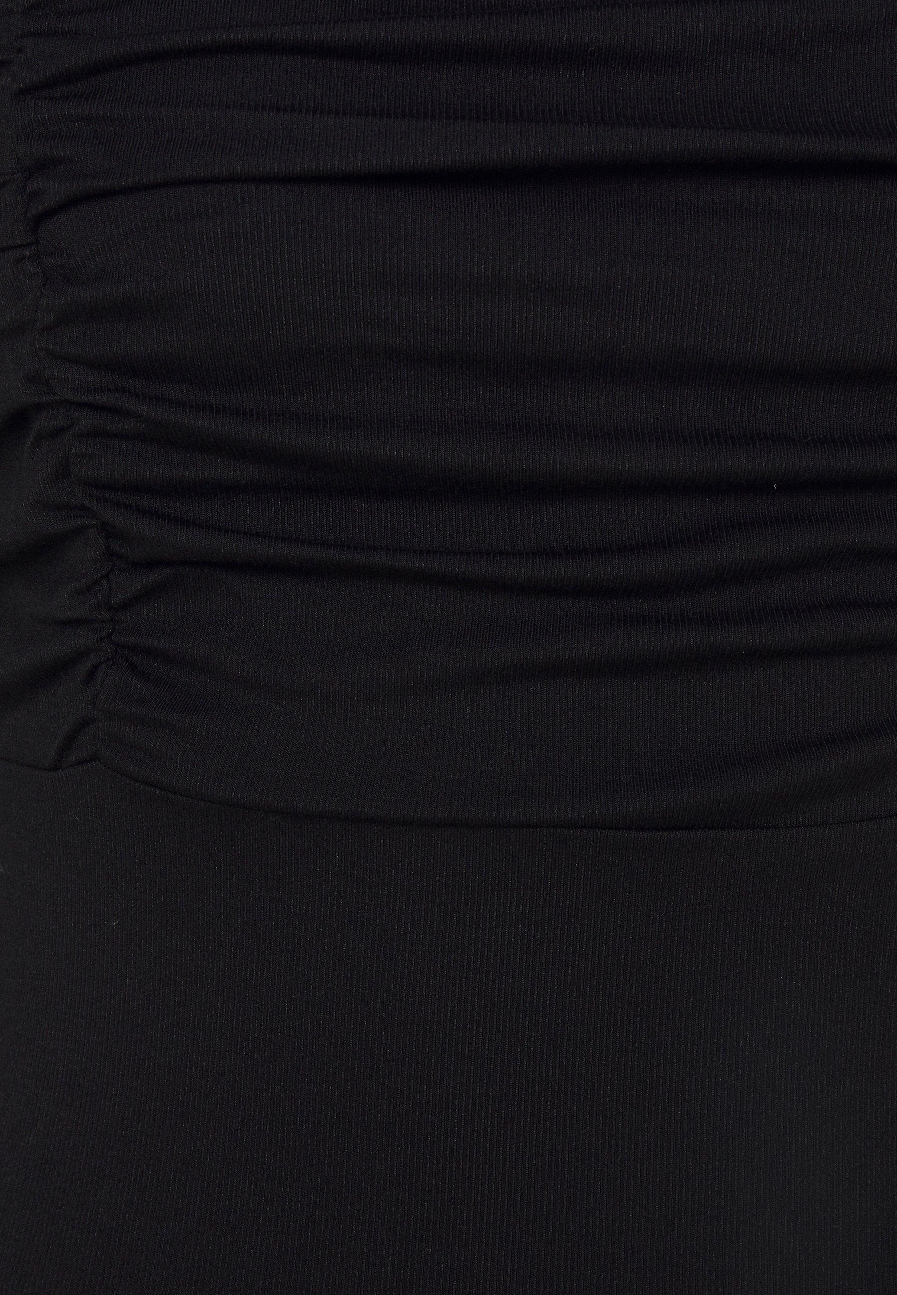 Fashion Union LIDAL Etuikleid black/schwarz