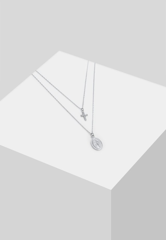 Ketting - silver-coloured