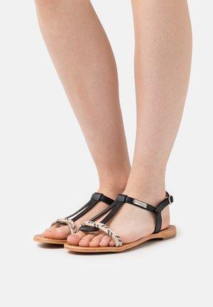 HACORDE - Sandals - noir