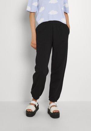 ALISA PANTS - Tracksuit bottoms - black